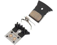 Placute Frana SHIMANO L04C metalice aripioare racire
