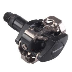 Pedale SHIMANO PD-M505-L SPD cu placute SM-SH51 - Black