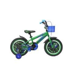 Bicicleta MOON Rocky 16 verde
