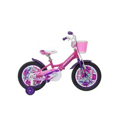 Bicicleta MOON Flory 16'' mov