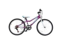 Bicicleta MOON Adria 24'' mov
