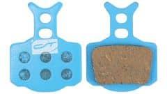 Placute frana CONTEC DiscStop+ CBP-630 organic Formula Mega - The One - R1 - RX - RO - T1 - C1