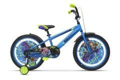 Bicicleta ULTRA Kidy 20'' albastru