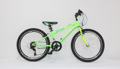 Bicicleta ULTRA Storm 24'' verde