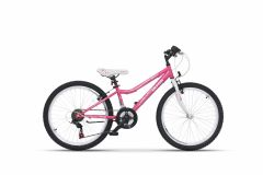 Bicicleta ULTRA Gravita 24'' roz