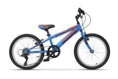 Bicicleta ULTRA Storm 20 6 viteze - albastru