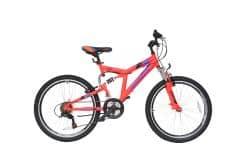 "Bicicleta MOON Nomad 24"" orange"