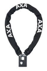 Incuietoare lant AXA Clinch 105x7.5 Black soft