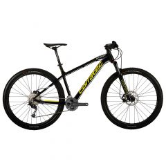 "Bicicleta CORRATEC X-Vert Expert 27.5"" negru/galben/alb 490mm"
