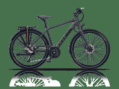 Bicicleta CROSS Tour-X - 28'' trekking - 600mm