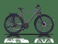 Bicicleta CROSS Avalon - 28'' trekking - 600mm