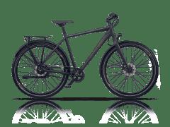 Bicicleta CROSS Quest - 28'' urban - 550mm