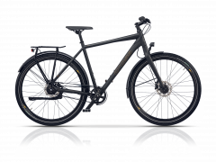 Bicicleta CROSS Quest - 28'' urban - 600mm