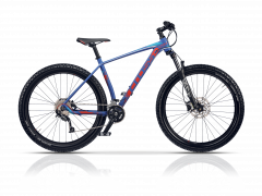 Bicicleta CROSS X-Tend Plus - 27.5'' MTB - 480mm