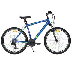 Bicicleta CROSS Romero - 26'' MTB - albastru - 480mm