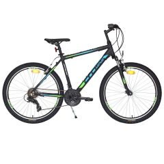 Bicicleta CROSS Romero - 26'' MTB - negru - 440mm