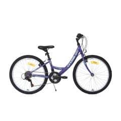 Bicicleta CROSS Alissa - 24'' junior - mov