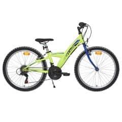 Bicicleta CROSS Rocky - 24'' junior - verde