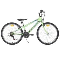 Bicicleta CROSS Speedster otel - 26'' junior - verde
