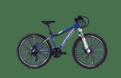 Bicicleta CORRATEC X-Vert Rock Team 26 albastru / verde - 390mm