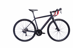 Bicicleta CORRATEC Allroad A1 gri / visiniu / negru - 580mm
