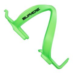 Suport bidon SUPACAZ Fly Cage Poly (Plastic) - verde neon