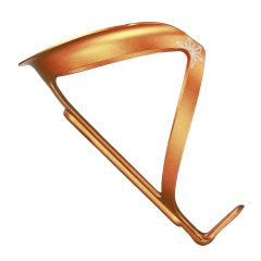 Suport bidon SUPACAZ Fly Cage Ano (Aluminum) - auriu