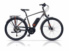 "Bicicleta CROSS V-Tron 28"" Man E-Trekking - 600mm"