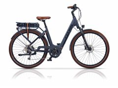 Bicicleta CROSS Elegra LS 28 E-Trekking - 450mm
