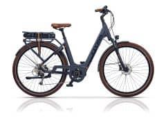 "Bicicleta CROSS Elegra LS 28"" E-Trekking - 550mm"