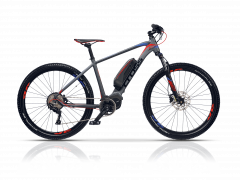 Bicicleta CROSS Quantum - 29'' E-MTB - 460mm