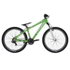 Bicicleta CROSS Dexter VB verde- 26''  - 380mm