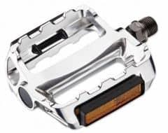Pedale CROSSER VP-469 - pvc - argintiu