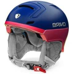 Casca ski BRIKO Ambra Albastru M/L