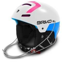 Casca ski BRIKO Etna SL Alb/Albastru 58
