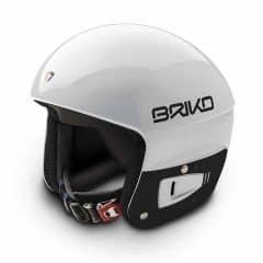 Casca ski BRIKO Vulcano FIS 6.8 Alb XS
