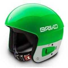 Casca ski BRIKO Vulcano FIS 6.8 Verde/Alb XS