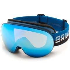 Ochelari ski BRIKO Sfera 2 Lenses HD Albastru