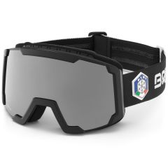 Ochelari ski BRIKO Lava FISI Negru/Alb
