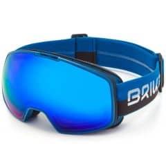 Ochelari ski BRIKO Nyira Albastru/Verde