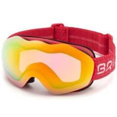 Ochelari ski BRIKO Wave HD Rosu
