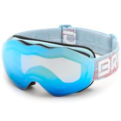 Ochelari ski BRIKO Wave HD Albastru