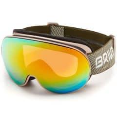 Ochelari ski BRIKO Sfera 2 Lenses HD Verde