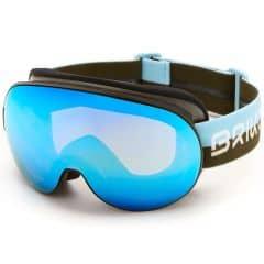 Ochelari ski BRIKO Sfera 2 Lenses HD Albastru/Verde