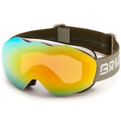 Ochelari ski BRIKO Wave HD Verde