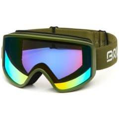 Ochelari ski BRIKO Homer Lime