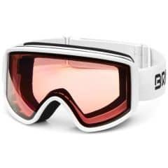 Ochelari ski BRIKO Homer Alb