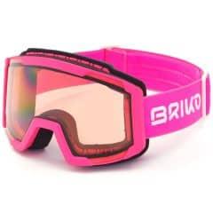 Ochelari ski BRIKO Lava FIS Roz