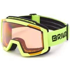Ochelari ski BRIKO Lava FIS Lime