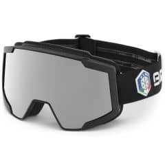 Ochelari ski BRIKO Lava 7.6 FISI Negru/Alb